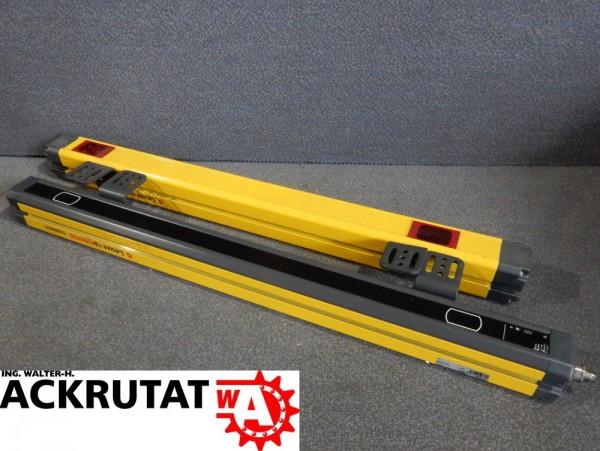 CRT500 2A Lichtvorhang Sender Empfänger Leuze Sicherheits-Lichtschranke PM2 500V