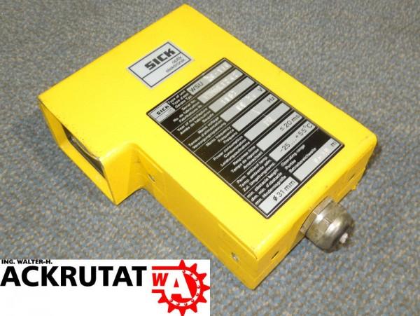 Sick Lichtschranke WSU 26-130 Sensor Sender 30 m