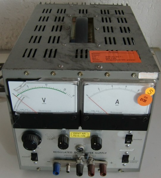 Stromversorgung Power Supply Metronix B418 16