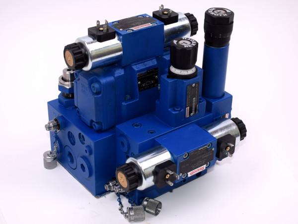 Rexroth Hydraulikeinheit Industriehydraulik Ventilkomponente Hydrauliksystem