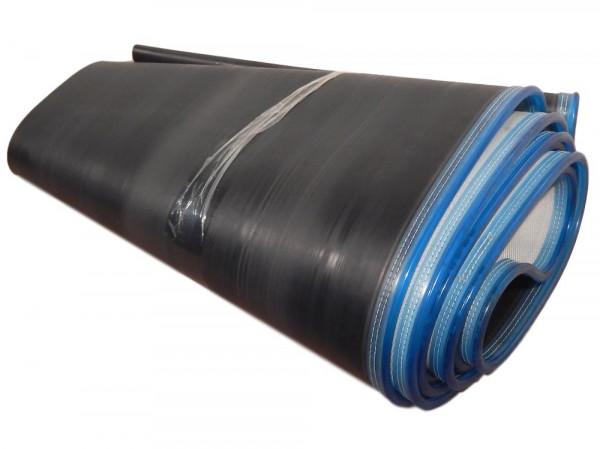Gurtband Transnorm KT94 150 ° NB 700 Ersatzgurt Gurtbandförderer Förderkurve