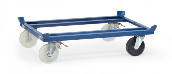 Fetra Palettenfahrgestell 23881 1200x800 mm, el. leitfäh., für EURO Paletten & Gitterboxen 1050 kg