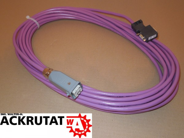 Harting Profibus Steuerleitung S7 6ES7972-0BB12-0XA0 MPI BUS L2/Fip