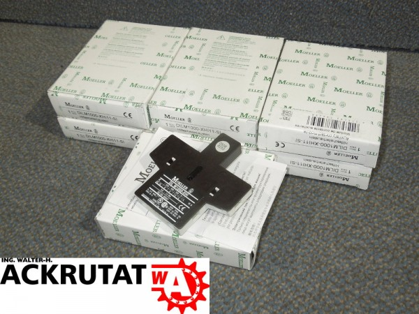 7 Moeller Hilfbaustein DILM1000-XHI11-SI 278425 Hlifsschalterbaustein 10A
