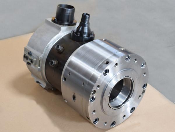 Röhm hydraulischer Hohlspannzylinder SZS86/213