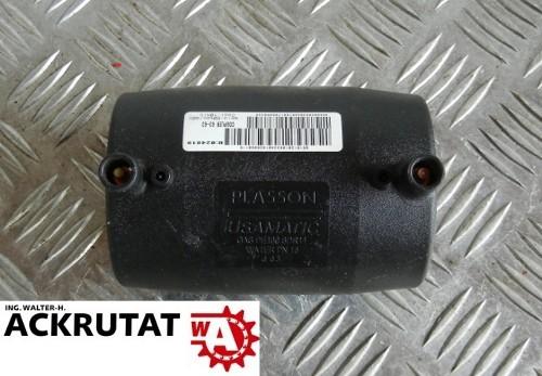 1 Plasson Fusamatic d 63 Elektro Schweißmuffe Muffe Schweißfitting Gasmuffe