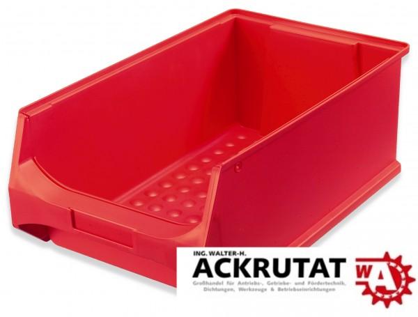 64 Lagersichtkasten Regalkasten Sichtlagerbox Stapelbehälter Kiste Box Kasten