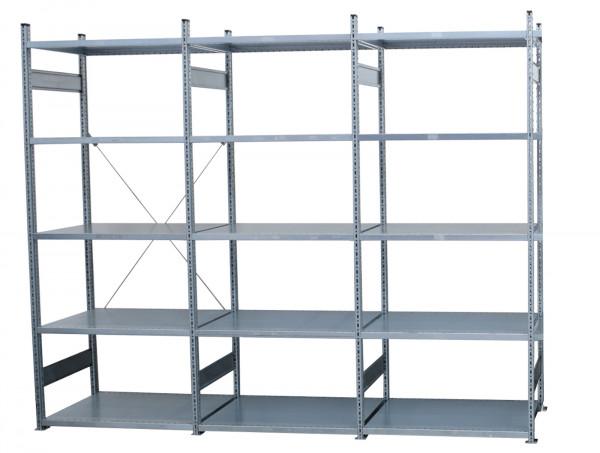 SSI Schäfer R 3000 Steckregal Stahl verzinkt Lagerregal