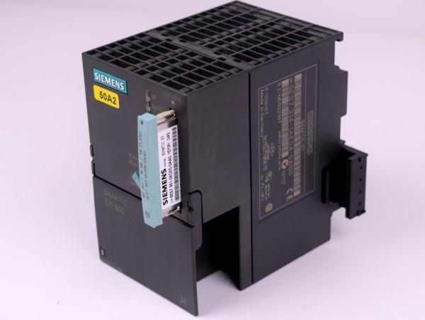 Siemens Simatic S7-300 6ES7 314-1AE04-0AB0 CPU 314 inkl. Siemens S7 Memory Card