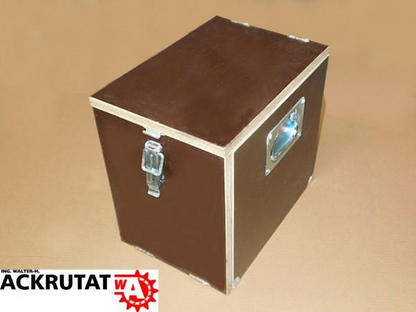 1 Transportbehälter Kasten Lagerkasten Holz Kisten Kiste Transport Box Equipment