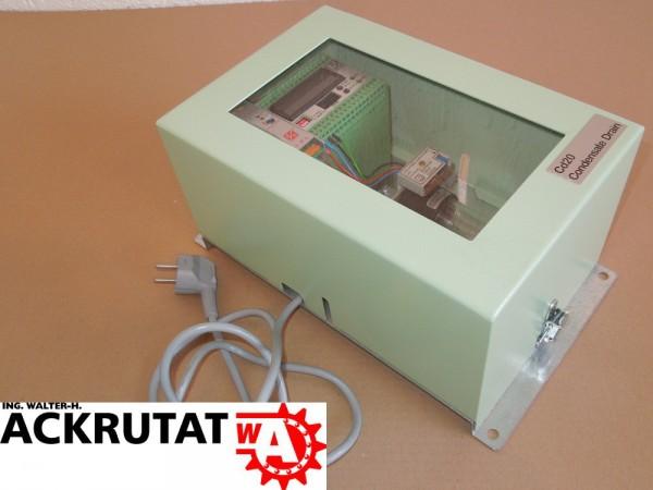 Automatische Kondensatfalle Chemec CD20 Condensate Drain Gasanalyse Gassensor