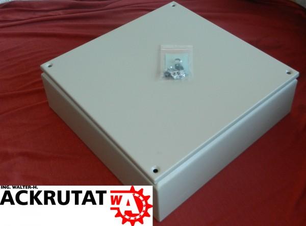 Sicherungskasten Verteilerkasten Schaltkasten Klemmkasten 400x400 mm