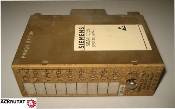 Siemens Simatic S5 6ES5 451-8MA11 Digital Output