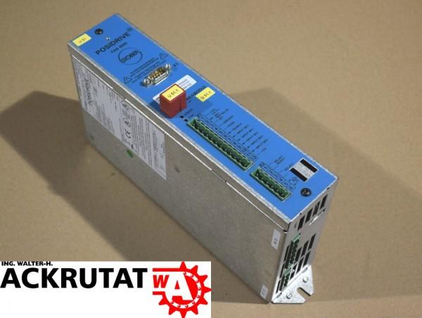 Stöber Posidrive FAS 4020 Frequenzumrichter Umrichter 1,1 KW Antriebsregler