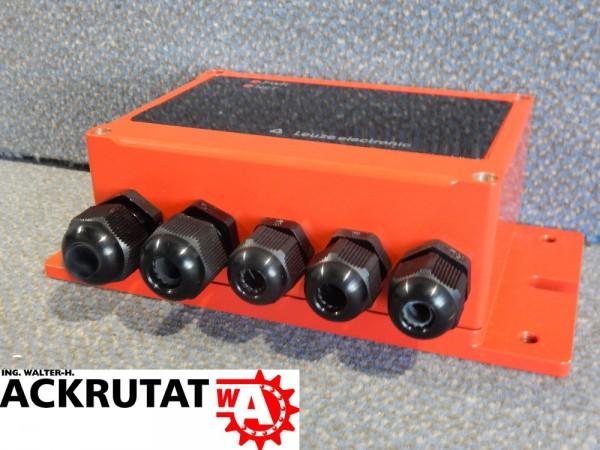 Leuze electronic MA 41 DP-K Modulare Anschalteinheit Profibus Barcodeleseeinheit