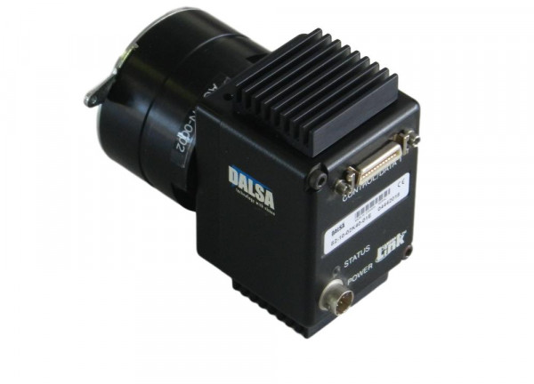Dalsa Monochrom Zeilenkamera CameraLink Spyder 2 S2-10-02K40-01E Kamera