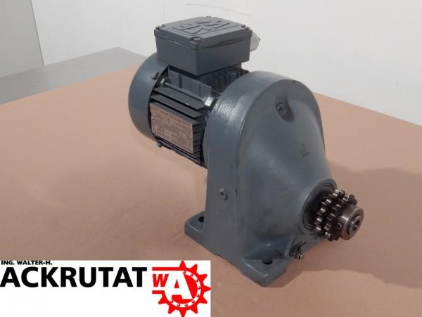 SEW Eurodrive RX61DT71D4 Getriebemotor 0,37 kW Antrieb Motor Getriebe DT71
