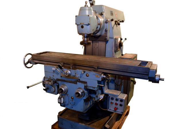 Universal-Fräsmaschine SHIZUOKA Model SPU-CH Horizontalfräsmaschine Fräsmaschine