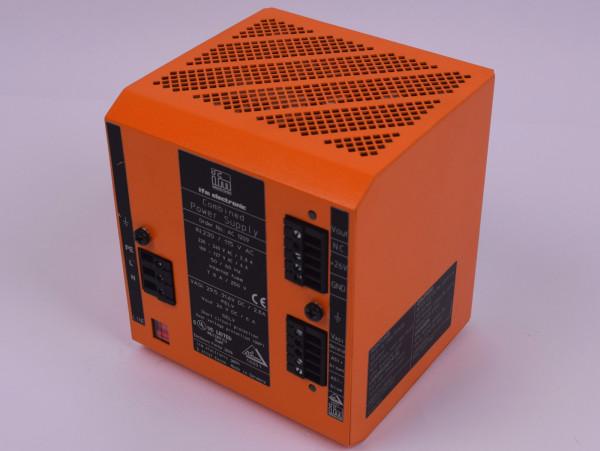 IFM Electronic AC1209 Netzteil Stromversorgung Netzgerät AS-i-Kombinetzteil