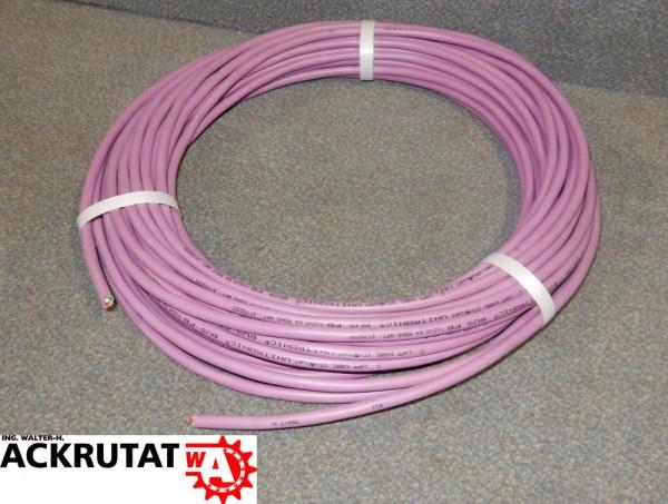 Kabel Leitung 24 m Unitronic geschirmt Datenkabel 1x2x0,64 Profi Bus
