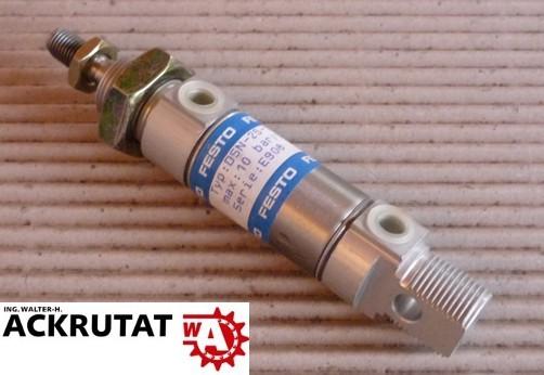 Festo Normzylinder DSN-25-10-P E908 5075 Hub Zylinder Pneumatik