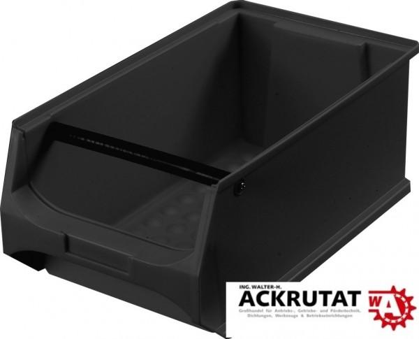 144 Stk. Sichtlagerbox Stapelbehälter Box leitfähig