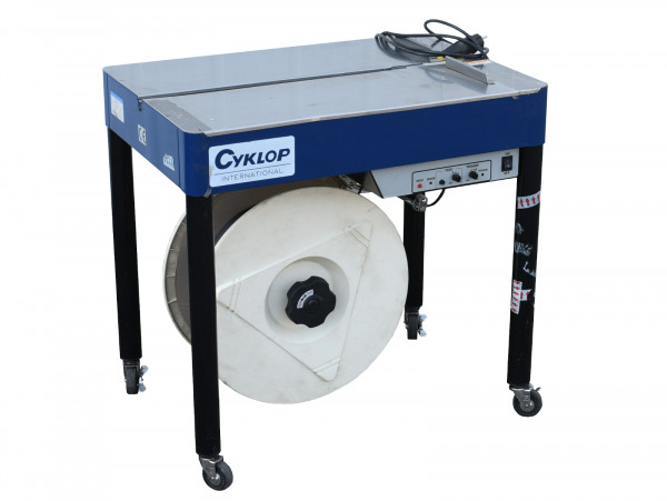 Umreifungsmaschine Cyklop Paketumreifungsgerät