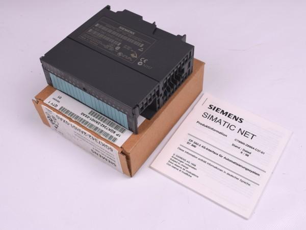 Siemens 6GK7342-2AH01-0XA0 Kommunikationsprozessor S7 Steuerung CP342-2