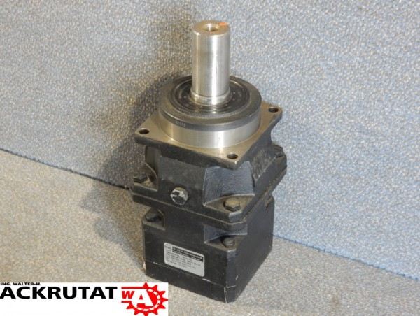 Stöber Planetengetriebe P512SGN0150M Getriebemotor Getriebe i15 glatte Welle
