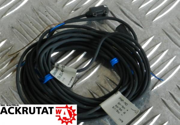Schönbuch Electronic Näherungsschalter EFHW 2514 Fotoschalter Lichtschranke