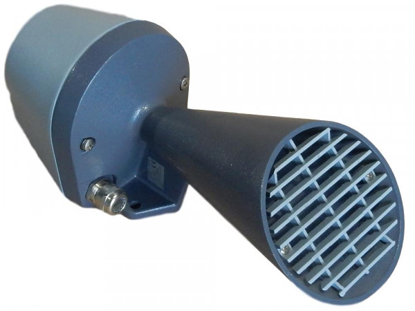 Signalhorn HGW11 Funke&Huster Signaltechnik Störmelder Signalhupe Signalgerät
