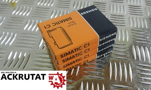 Siemens Simatic C1 R-S Speicherglied 6EC1 230-3A Neu
