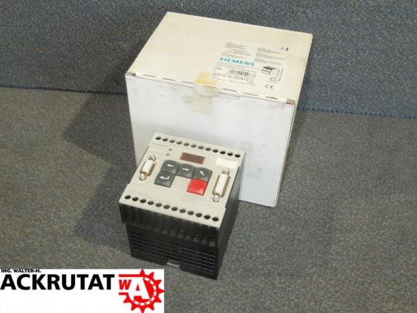 Siemens Grundmodul 3UF1000-3CN10-2 Simocode E05 Modul SINEC Grundgerät