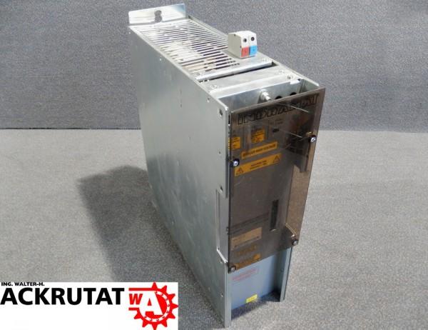 Indramat NAM 1.2-08 AC-Servo Line Former Versorgungsmodul Controller