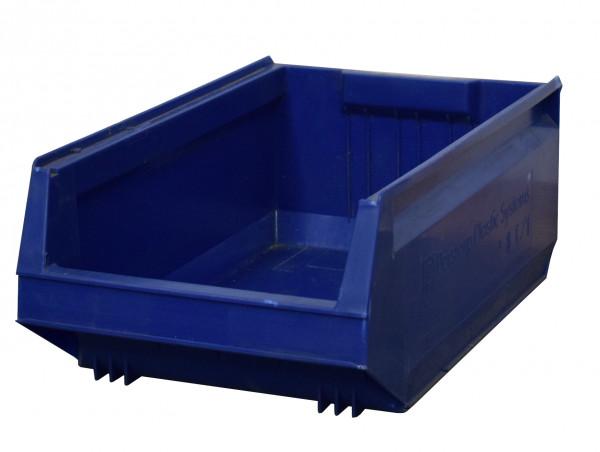 Sichtlagerkasten Perstorp Plastic System blau