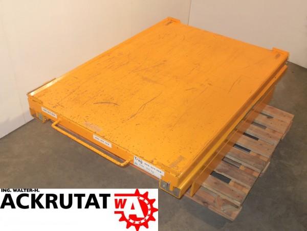 Auszug für Paletten Palettenregalauszug Palettenauszug Paletten Schublade 300 kg