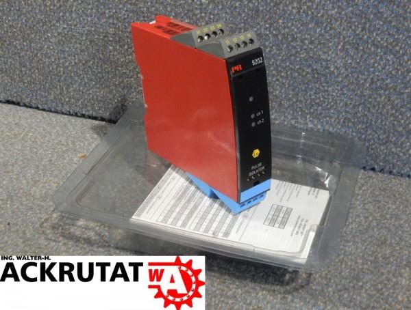 PR electronics Pulse Isolator 9202-003 Schnittstelle Schalter Sensoren Impulsisolator