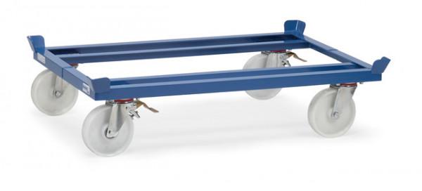 Fetra Palettenfahrgestell 23881 1200x1000 mm für Paletten & Gitterboxen 1050 kg