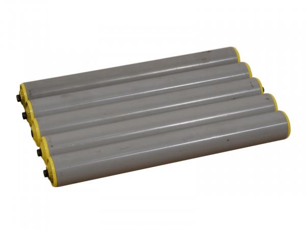 Tragrolle 410 mm Förderrolle 50 mm Durchmesser 5er Set