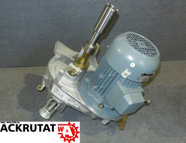 C. Woerle & Sohn OIV 80B-4 Übersetzungsgetriebe Übersetzungsmotor Getriebe Motor