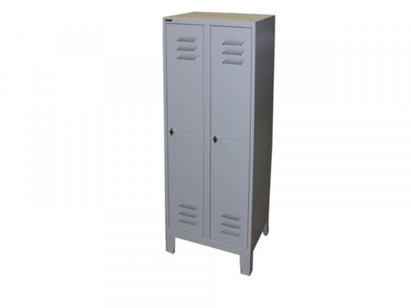 Stahlspind Otto Kind Umkleidespind 10x Garderobenschrank-Set