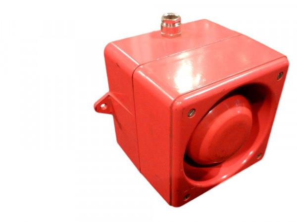 Schallgeber Pfannenberg DS 5 105 db(A) Lautsprecher Warnsignalgeber 230 V AC