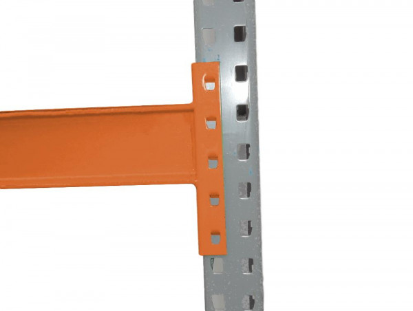 Schäfer PR350 Traverse Palettenregal orange 3520 mm Regal Längstraverse Sicke