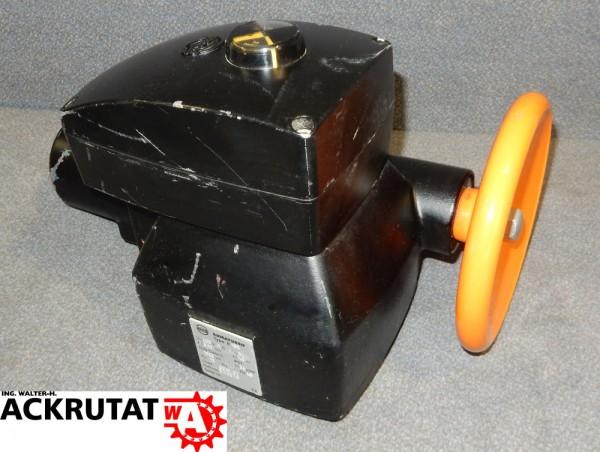 Schwenkantrieb EBRO E160 Antrieb Ventilantrieb Steuerung Elektrisch Stellantrieb