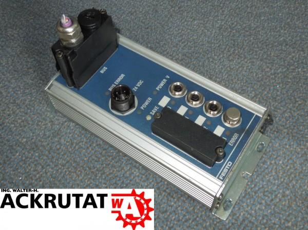 Festo Busknoten CP-FB13-E Modul Verteiler Pneumatik 174337
