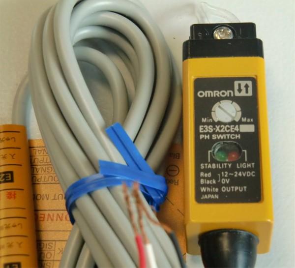 Omron E3S-X2CE4 Lichtschranke E3S - X2CE4