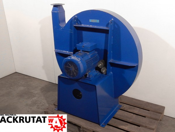 Reitz MXF-100-001030 Radialventilator 10000Pa Industrieventilator Luftverdichter