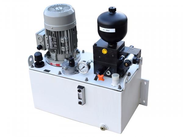 Voith Hydraulikeinheit hydraulische Komponente Hydraulikaggregat Hydraulikmaschine