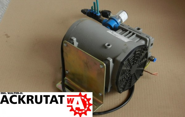 Thomas 607CD32-Euro-G Pumpe Vakuumpumpe Unterdruckpumpe Vakuum