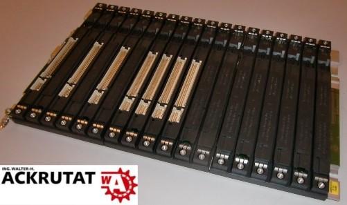 Siemens Simatic S7 6ES7 400-1TA01-0AA0 E2 Rack UR1 Baugruppenträger
